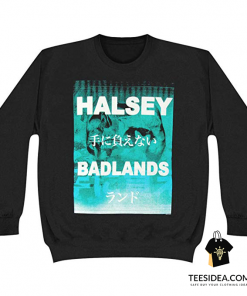 Halsey Badlands Crewneck Sweatshirt