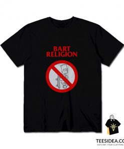 Bart Religion T-Shirt