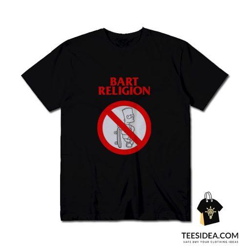 Bart Religion T-Shirt