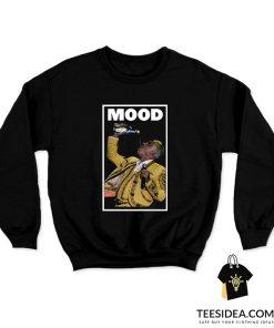 Vicente Fernandez Mood Sweatshirt