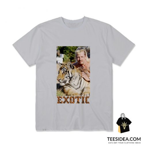 Joe Exotic Tiger King T-Shirt