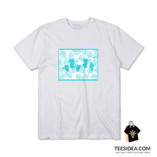 Animal Crossing New Horizons Tom Nook Pattern T-Shirt