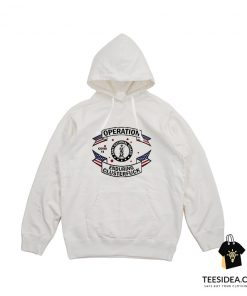 Army National Guard Operation Enduring Clusterfuck Hoodie
