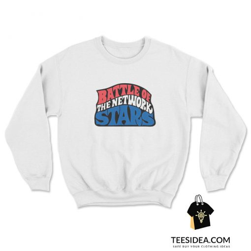 Battle of The Network Stars Sweatshirt