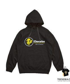 Chocobo Airlines Logo Hoodie