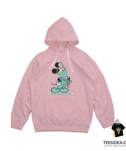 Doctor Mickey Wash Your Damn Hands Hoodie