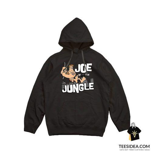 Joe Burrow Joe Of The Jungle Hoodie