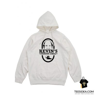 Kevin's Famous Chili Dunder Mifflin Hoodie