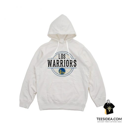 Los Warriors Golden State Warriors Noches Ene Be A Clutch Hoodie