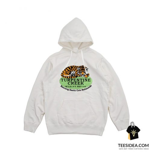 Rescuing Exotic Cats Nationwide Hoodie
