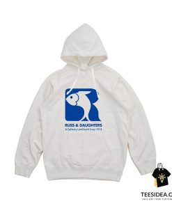 Russ Daughters Tom Holland Challenge Hoodie