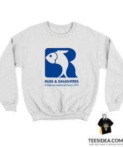 Russ Daughters Tom Holland Challenge Sweatshirt