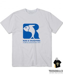 Russ Daughters Tom Holland Challenge T-Shirt