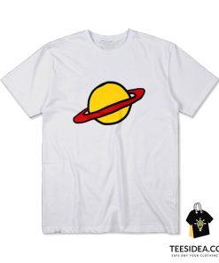 Saturn Chuckie Finster Rugrats T-Shirt
