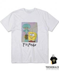 SpongeBob SquarePants Friends T-Shirt