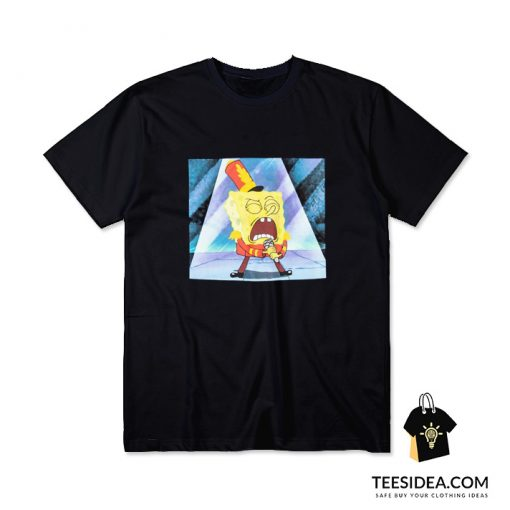 Spongebob Squarepants Marching Band T-Shirt