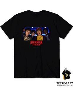 Stranger Things Characters T-Shirt