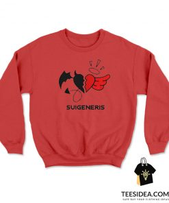 Suigeneris Merch Sweatshirt