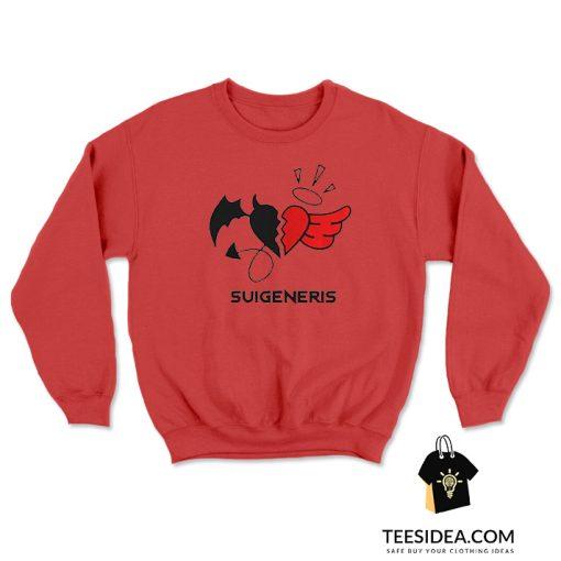 Suigeneris Merch Sweatshirt