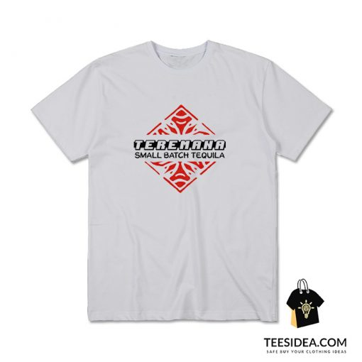 Teremana Tequila Small Batch Tequila T-shirt