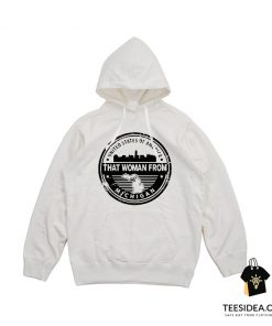 Gretchen Whitmer That Woman From Michigan Hoodie