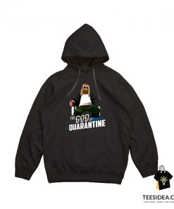 Thor The God Of Quarantine Hoodie