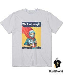 Vault Comics We Are Doing It T-Shirt