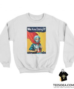 Vault Comics We Are Doing It Sweatshirt