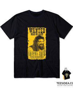 Wanted Cactus Jack T-Shirt