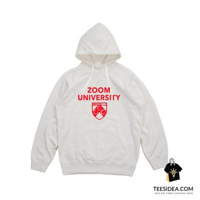 Zoom University Your Future Is Loading Hoodie