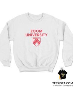 Zoom University Your Future Is Loading Sweatshirt