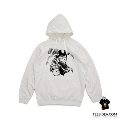 Red Dead Prevention Hoodie