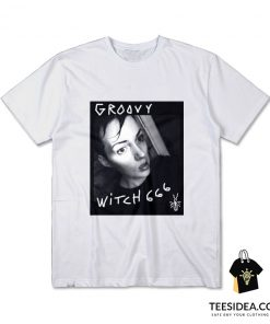 Groovy Witch 666 T-Shirt