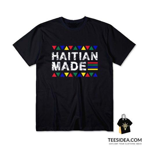 Haitian Made Haiti Pride T-Shirt