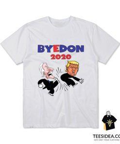 BYEDON 2020 Cartoon T-Shirt