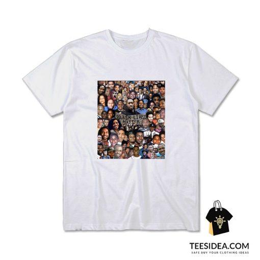 Black Live Matter All T-Shirt