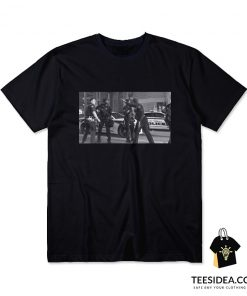 Florida Police Officer T-Shirt