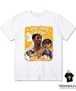 Anthony Davis AD's In Loving Memory Of Kobe Bryant T-Shirt