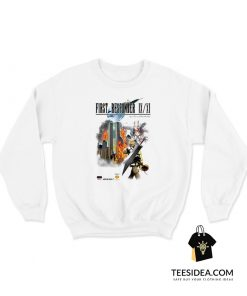 First Responder IX XI Sword Man Sweatshirt