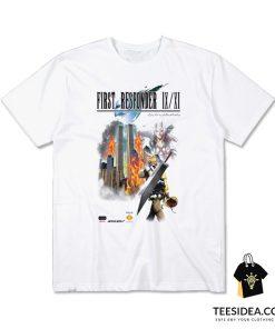 First Responder IX XI Sword Man T-Shirt