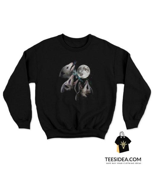 Possum Moon Sweatshirt