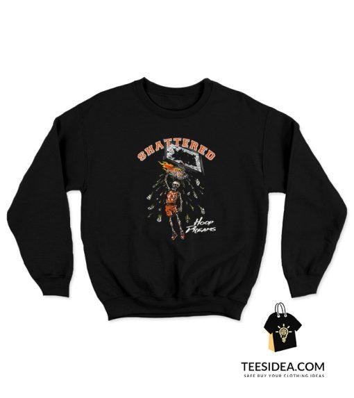 Shattered Hoop Dreams Sweatshirt